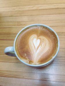 Cafe Latte Zubereitung Tasse