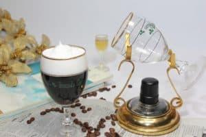 Irish Coffee Herstellung