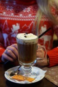 Holländischer Kaffee - Zubereitung mit Eierlikör