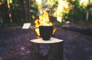 Camping und Kaffeekochen? Kaffee kochen geht auch beim Campen!